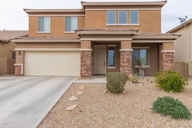 18654 W Carol Avenue, Waddell, AZ 85355 (MLS #6041423) :: Brett Tanner Home Selling Team