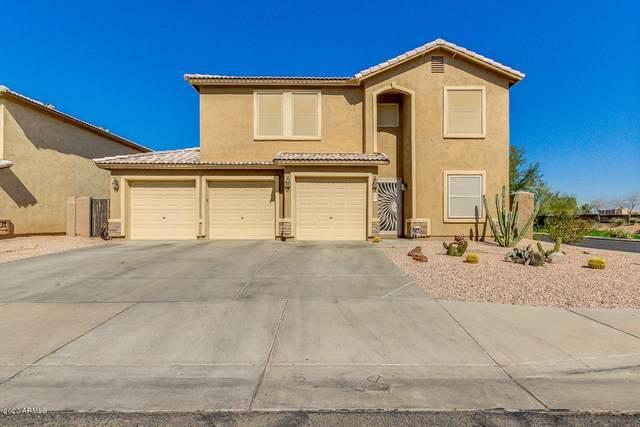 25198 W Clanton Avenue, Buckeye, AZ 85326 (MLS #6041439) :: Brett Tanner Home Selling Team