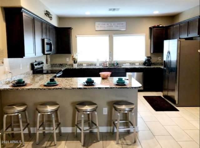 240 W Juniper Avenue #1208, Gilbert, AZ 85233 (MLS #6041447) :: My Home Group