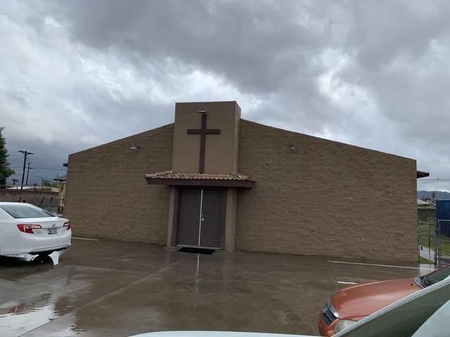 715 W Riverside Street, Phoenix, AZ 85041 (MLS #6041467) :: Brett Tanner Home Selling Team