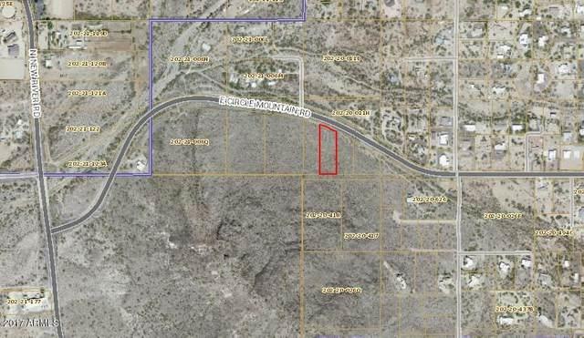 801 E Circle Mountain Road, New River, AZ 85087 (MLS #6041469) :: The Kenny Klaus Team