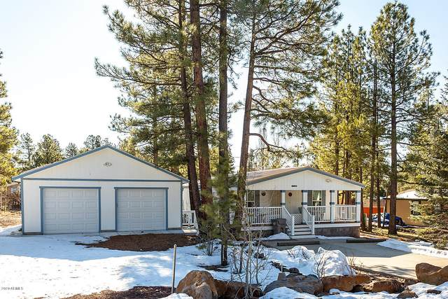 1139 W Hillside Drive, Munds Park, AZ 86017 (MLS #6041474) :: Devor Real Estate Associates