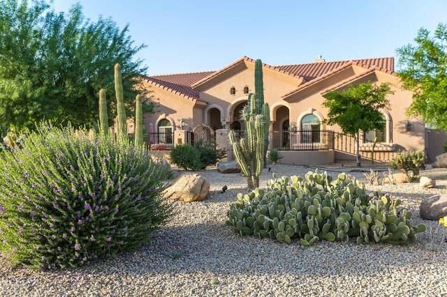 19524 W Corto Lane, Buckeye, AZ 85326 (MLS #6041487) :: Brett Tanner Home Selling Team