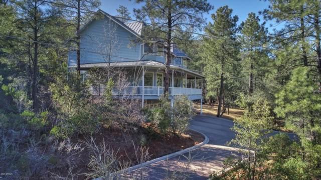 6768 W Hardscrabble Mesa Road, Pine, AZ 85544 (MLS #6041488) :: Devor Real Estate Associates