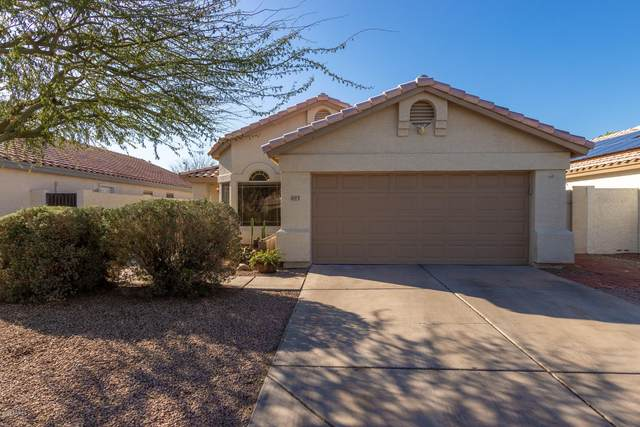 693 W Greentree Drive, Chandler, AZ 85225 (MLS #6041494) :: CANAM Realty Group
