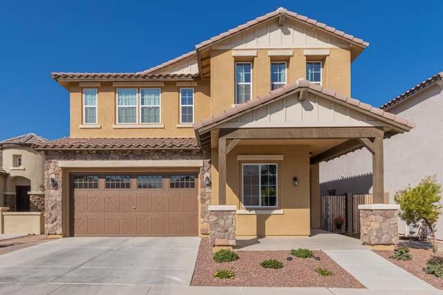 820 E Gary Lane, Phoenix, AZ 85042 (MLS #6041514) :: Brett Tanner Home Selling Team
