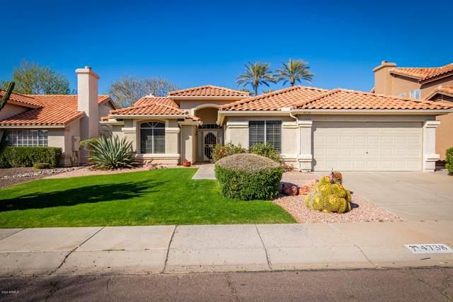 4738 E Michigan Avenue, Phoenix, AZ 85032 (MLS #6041528) :: The Helping Hands Team