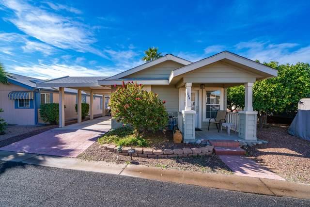8865 E Baseline Road #209, Mesa, AZ 85209 (MLS #6041540) :: Brett Tanner Home Selling Team