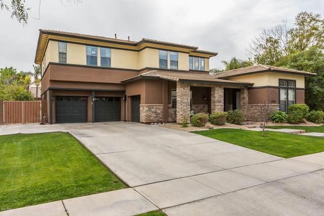 2811 E Washington Court, Gilbert, AZ 85234 (MLS #6041543) :: CC & Co. Real Estate Team