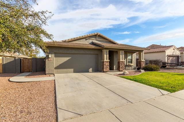 3688 E Jaguar Avenue, Gilbert, AZ 85298 (MLS #6041553) :: CC & Co. Real Estate Team