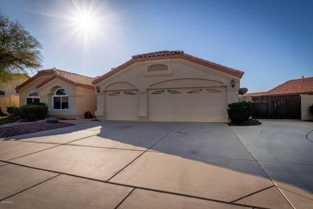 2131 N 124TH Drive, Avondale, AZ 85392 (MLS #6041559) :: Conway Real Estate