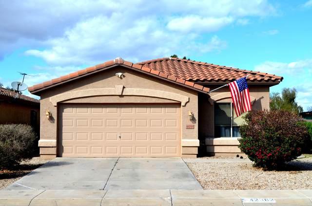 42382 W Venture Road, Maricopa, AZ 85138 (MLS #6041567) :: Yost Realty Group at RE/MAX Casa Grande