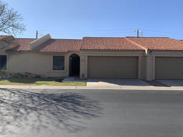 1021 S Greenfield Road #1002, Mesa, AZ 85206 (MLS #6041593) :: The Ramsey Team