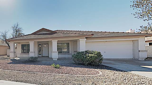 2101 E Rawhide Street, Gilbert, AZ 85296 (MLS #6041601) :: The Property Partners at eXp Realty