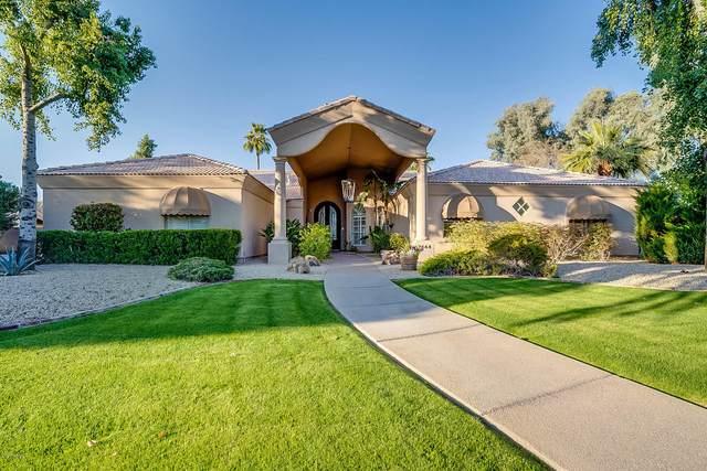 7444 E Desert Cove Avenue, Scottsdale, AZ 85260 (MLS #6041605) :: CC & Co. Real Estate Team