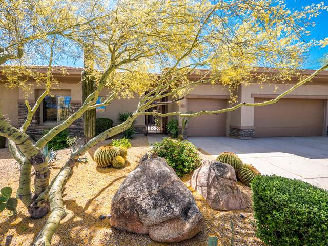 7515 E Pasaro Drive, Scottsdale, AZ 85266 (MLS #6041616) :: The W Group