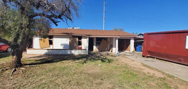 6214 S Parkside Drive, Tempe, AZ 85283 (MLS #6041625) :: CANAM Realty Group