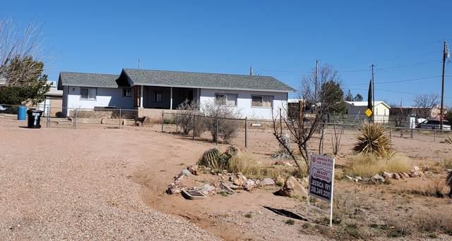 2564 E Roadrunner Ridge, Tombstone, AZ 85638 (MLS #6041636) :: Devor Real Estate Associates