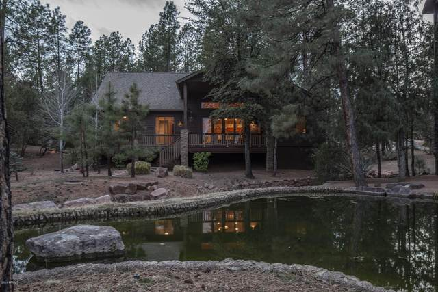 402 N Pine Island Drive, Payson, AZ 85541 (MLS #6041641) :: Arizona 1 Real Estate Team