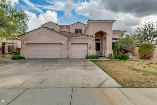 1941 E Woodsman Place, Chandler, AZ 85286 (MLS #6041653) :: CC & Co. Real Estate Team
