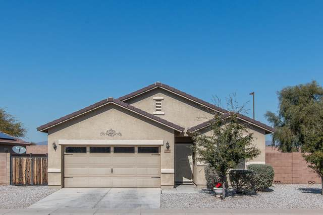 25154 W Darrel Drive, Buckeye, AZ 85326 (MLS #6041658) :: The Daniel Montez Real Estate Group