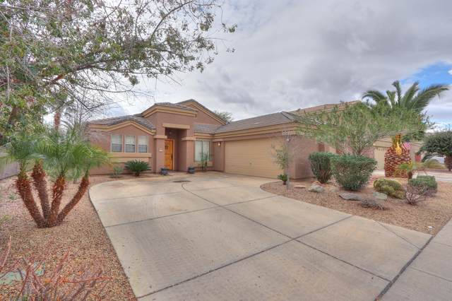 1745 E Cardinal Drive, Casa Grande, AZ 85122 (MLS #6041665) :: Yost Realty Group at RE/MAX Casa Grande