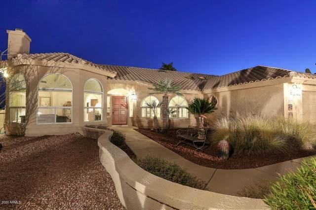 16009 E Ponderosa Drive, Fountain Hills, AZ 85268 (MLS #6041674) :: The W Group