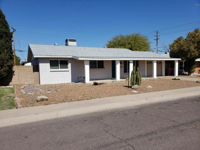 8150 E Columbus Avenue, Scottsdale, AZ 85251 (MLS #6041681) :: The W Group