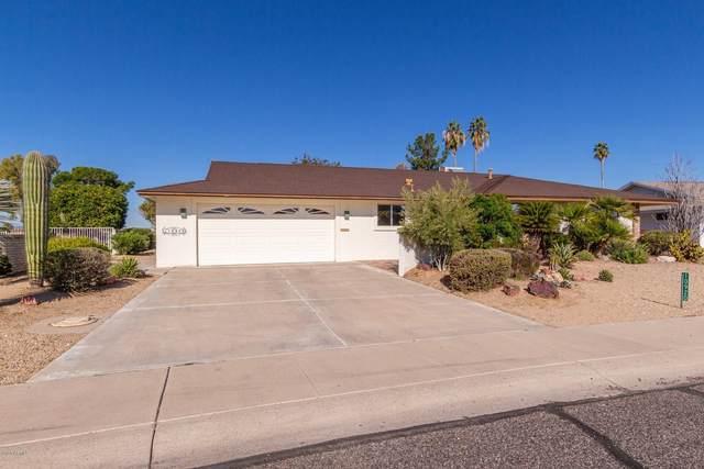 10920 W Cumberland Drive, Sun City, AZ 85351 (MLS #6041686) :: The W Group