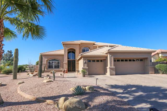 10069 E Emerald Drive, Sun Lakes, AZ 85248 (MLS #6041689) :: CC & Co. Real Estate Team