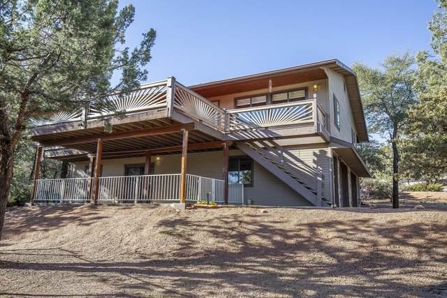1103 S Stewart Pocket Circle, Payson, AZ 85541 (MLS #6041700) :: Howe Realty