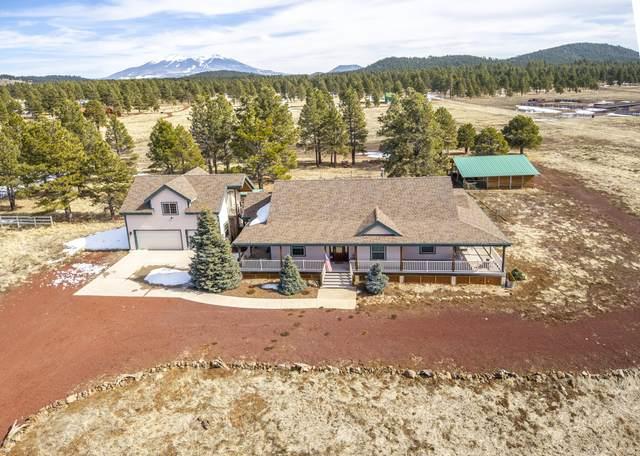 14104 E Keith Drive, Parks, AZ 86018 (MLS #6041714) :: Brett Tanner Home Selling Team