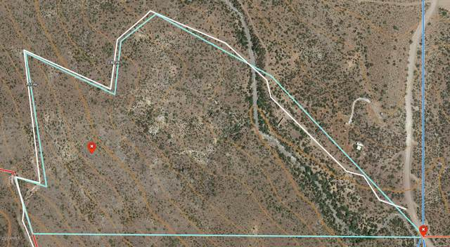 0 N Cow Creek Road, Morristown, AZ 85342 (MLS #6041727) :: The Helping Hands Team