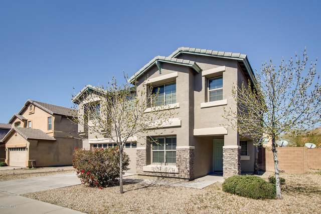 3136 W Saint Anne Avenue, Phoenix, AZ 85041 (MLS #6041732) :: The Helping Hands Team