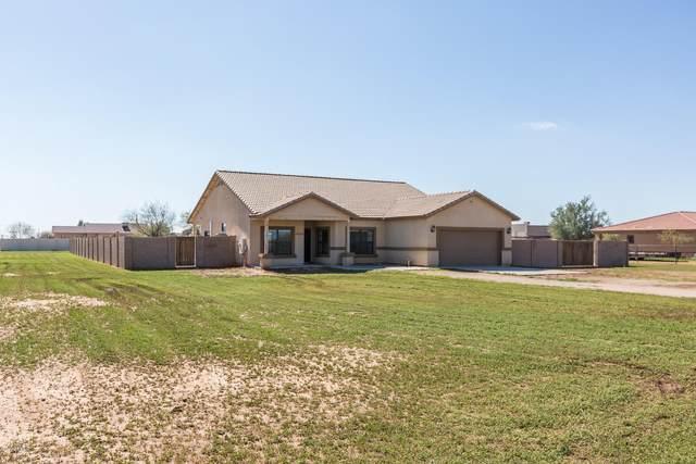 10029 E Renard Road, San Tan Valley, AZ 85143 (MLS #6041733) :: Lux Home Group at  Keller Williams Realty Phoenix