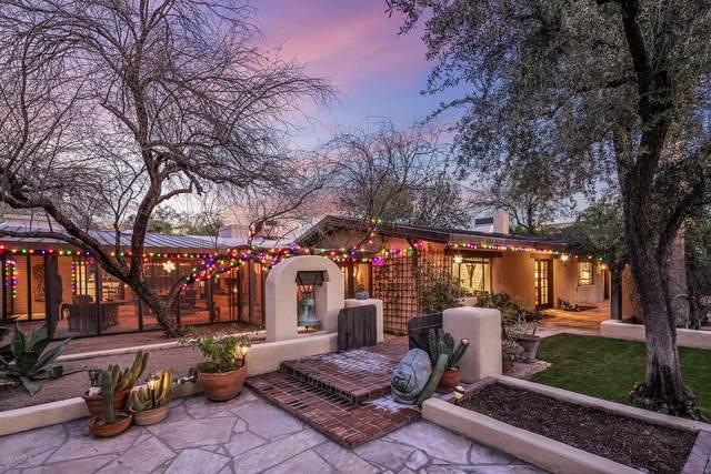 5715 N Cattle Track Road, Scottsdale, AZ 85250 (MLS #6041744) :: CC & Co. Real Estate Team