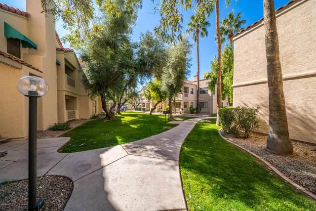 2855 S Extension Road #145, Mesa, AZ 85210 (MLS #6041750) :: Yost Realty Group at RE/MAX Casa Grande