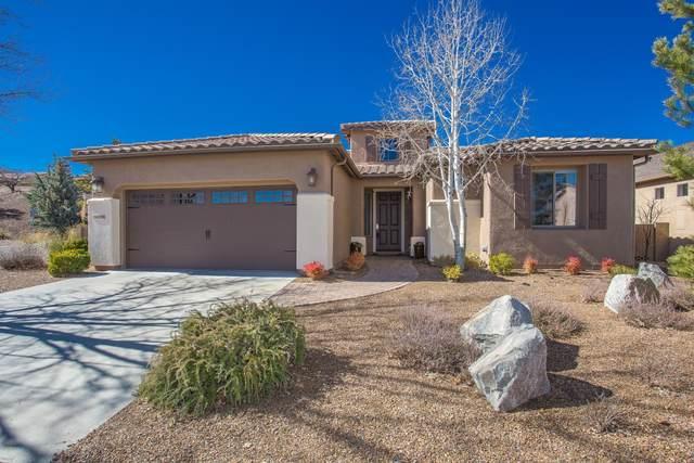 1158 N Stillness Drive, Prescott Valley, AZ 86314 (MLS #6041778) :: CC & Co. Real Estate Team