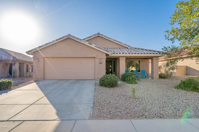 548 S 232ND Avenue, Buckeye, AZ 85326 (MLS #6041780) :: Conway Real Estate