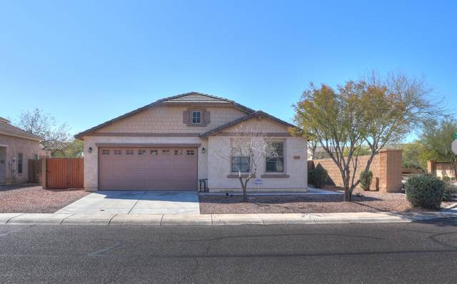 1475 E Natasha Drive, Casa Grande, AZ 85122 (MLS #6041794) :: The W Group