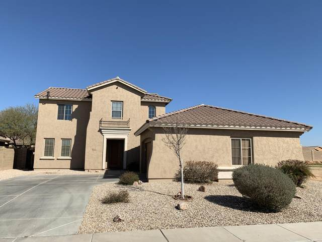 436 E White Wing Drive, Casa Grande, AZ 85122 (MLS #6041822) :: The W Group