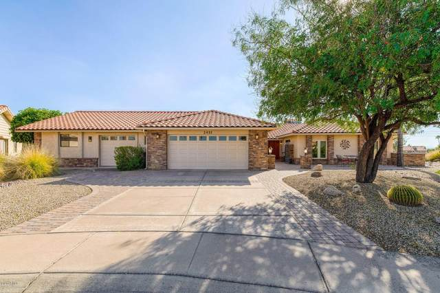 2451 Leisure World, Mesa, AZ 85206 (MLS #6041830) :: CANAM Realty Group