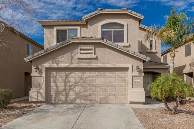 41980 W Sunland Drive, Maricopa, AZ 85138 (MLS #6041835) :: Yost Realty Group at RE/MAX Casa Grande