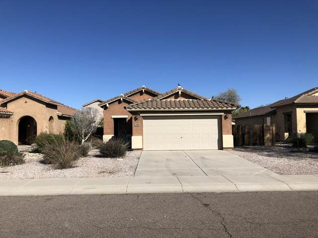 2188 W Gold Dust Avenue, San Tan Valley, AZ 85142 (MLS #6041847) :: My Home Group