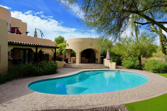 6945 E Ashler Hills Drive E, Scottsdale, AZ 85266 (MLS #6041865) :: Yost Realty Group at RE/MAX Casa Grande