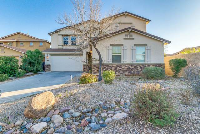 819 E Cierra Circle, San Tan Valley, AZ 85143 (MLS #6041873) :: CANAM Realty Group