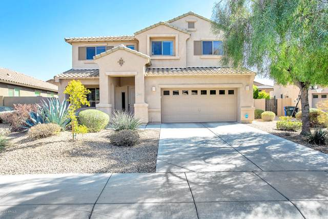 23115 N 40TH Way, Phoenix, AZ 85050 (MLS #6041877) :: CANAM Realty Group