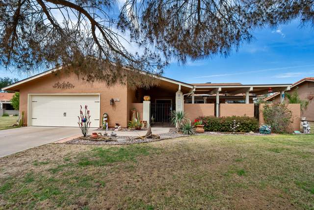 586 Leisure World, Mesa, AZ 85206 (MLS #6041888) :: CANAM Realty Group