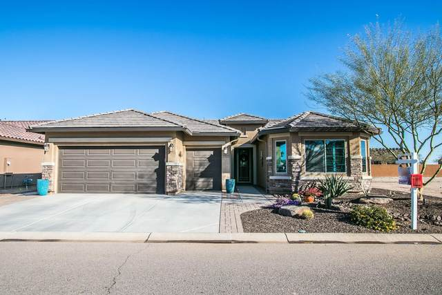4414 W Agave Avenue, Eloy, AZ 85131 (MLS #6041912) :: Riddle Realty Group - Keller Williams Arizona Realty