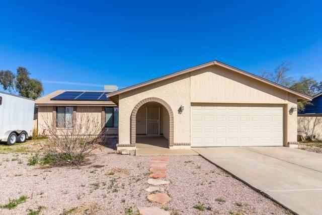 1166 E Avenida Fresca, Casa Grande, AZ 85122 (MLS #6041935) :: Yost Realty Group at RE/MAX Casa Grande